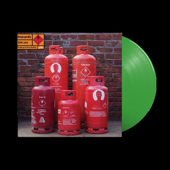 Inwards: Feeling So Fun Reality: Green Vinyl LP