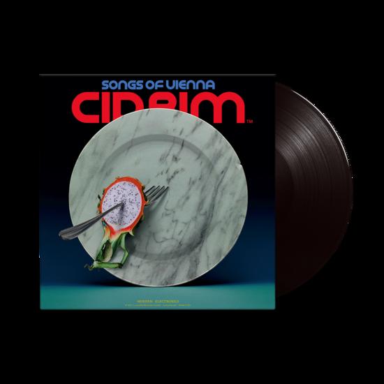 Cid Rim: Songs Of Vienna: Black Vinyl LP