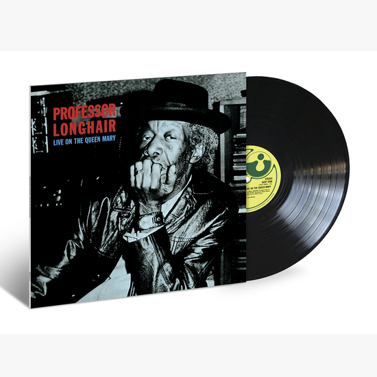 Professor Longhair: Professor Longhair: Live On The Queen Mary - LP