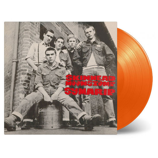 Symarip: Skinhead Moonstomp: Limited Edition Marbled Orange Vinyl