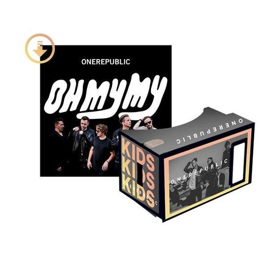 OneRepublic: Kids 360/VR Google Cardboard Viewer