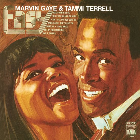 Marvin Gaye: Easy (with Tammi Terrell)