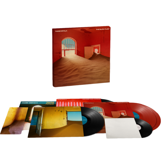 Tame Impala: The Slow Rush Deluxe Box Set
