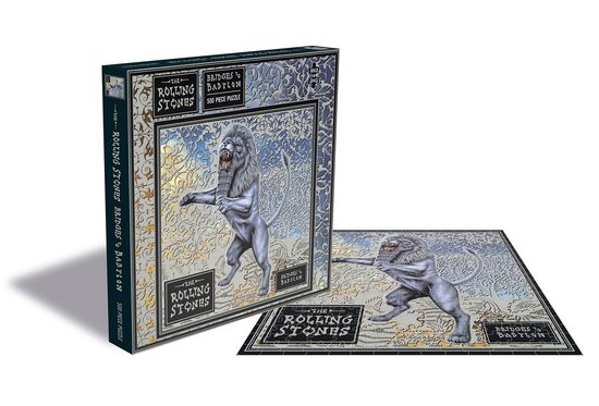 The Rolling Stones: Bridges To Babylon Puzzle