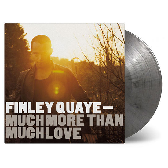 Finley Quaye: Much More Than Much Love: Limited Edition Silver & Black Marbled Vinyl