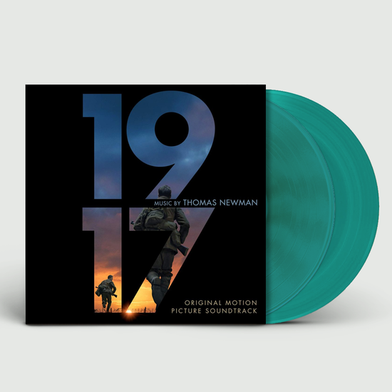 Original Soundtrack: 1917: Limited Edition Translucent Green Vinyl