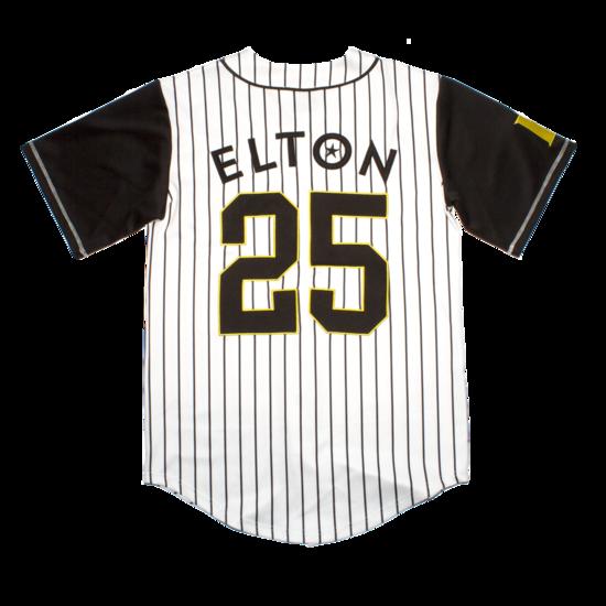 Elton John: E* Baseball Jersey