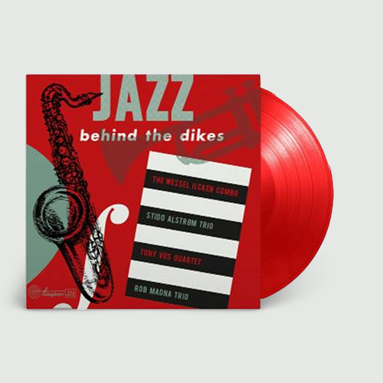 Various Artists: Jazz Behind The Dikes Vol 1: Limited Edition Red Vinyl