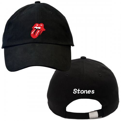 The Rolling Stones: No Filter Logo Dad Hat