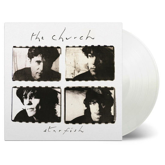 The Church: Starfish: White Vinyl