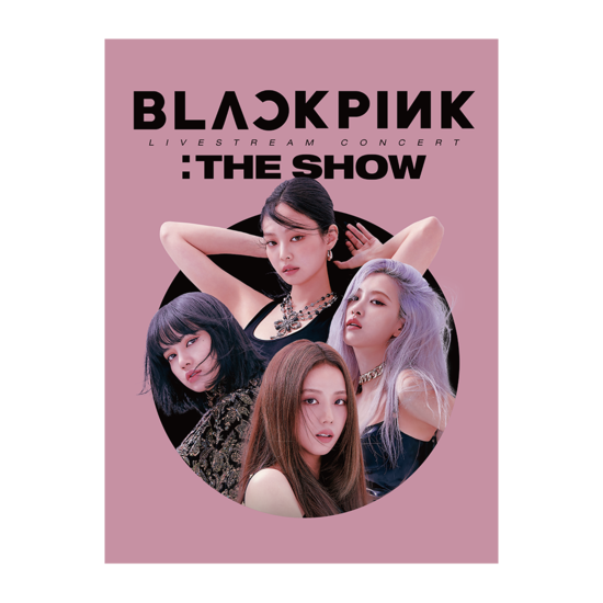 Blackpink: THE SHOW POSTER II
