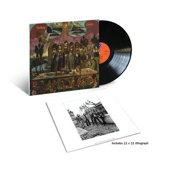 The Band: Cahoots - 50th Anniversary: Exclusive Gatefold Half-Speed Vinyl Edition