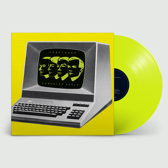 Kraftwerk: Computer World: Limited Edition Translucent Neon Yellow Vinyl