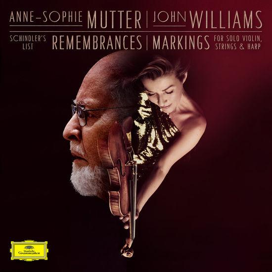 Anne- Sophie Mutter: Remembrances (Schindlers List) & Markings - Ltd. 10'' Vinyl
