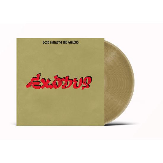 Bob Marley: Exodus: Exclusive Gold Vinyl