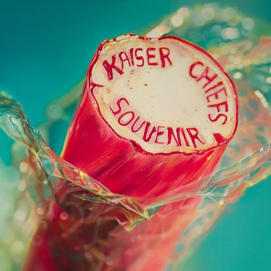 Kaiser Chiefs: Souvenir : The Singles 2004 - 2012