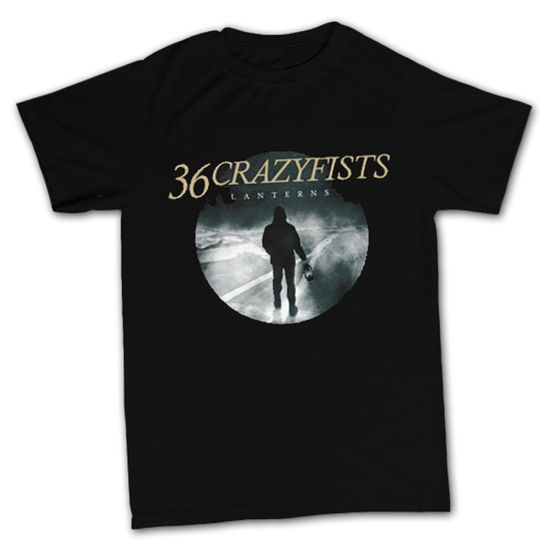 36 Crazyfists: Lanterns T-Shirt