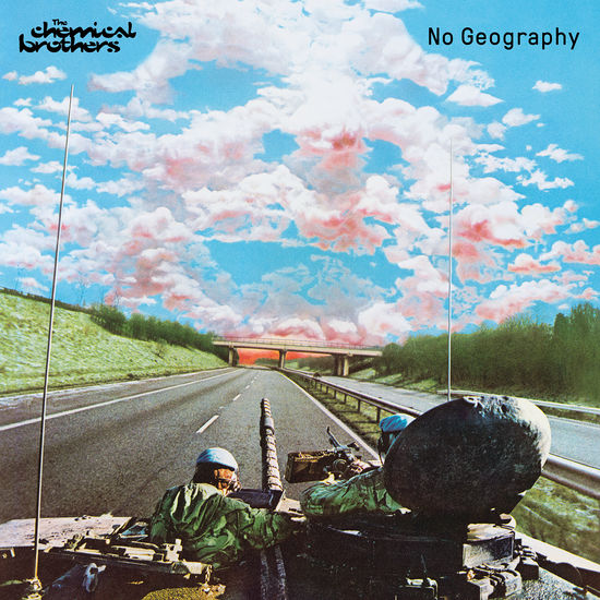 The Chemical Brothers: No Geography CD
