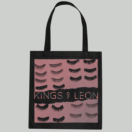 Kings Of Leon: Walls Lashes Tote Bag