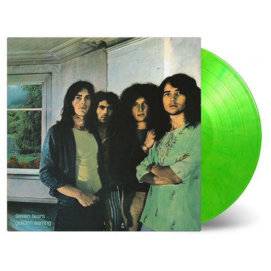 Golden Earring: Seven Tears: Limited Edition Green Vinyl