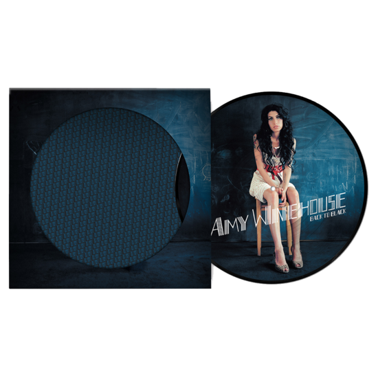 Amy Winehouse: Back To Black: Limited Edition Picture Disc