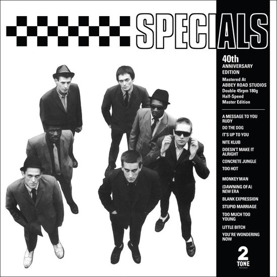 The Specials: Specials [40th Anniversary Half-Speed Master Edition]