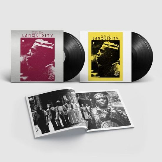 Sun Ra: Lanquidity (Deluxe Edition): Limited 4LP Vinyl Box Set