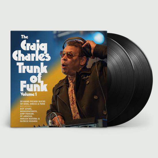 Various Artists: The Craig Charles Trunk of Funk Vol. 1: Gatefold Double Vinyl