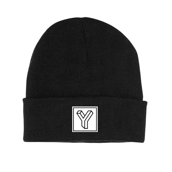 Years & Years: Logo Black Beanie