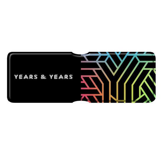 Years & Years: Communion Travel Card Holder