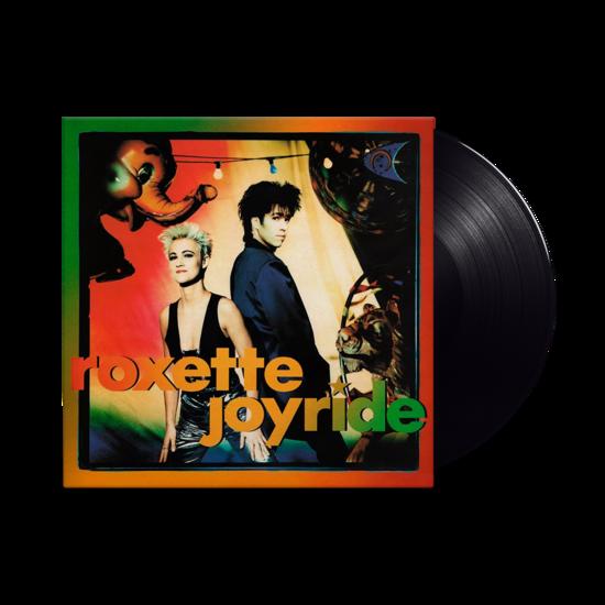 Roxette: Joyride (30th Anniversary): Black Vinyl LP
