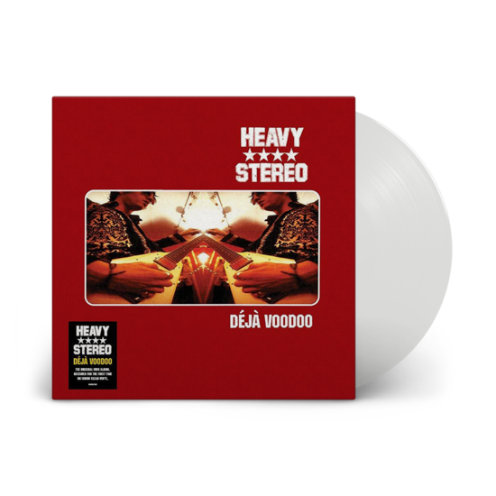 Heavy Stereo: Déjà Voodoo - 25th Anniversary Edition: Limited Edition Clear Vinyl