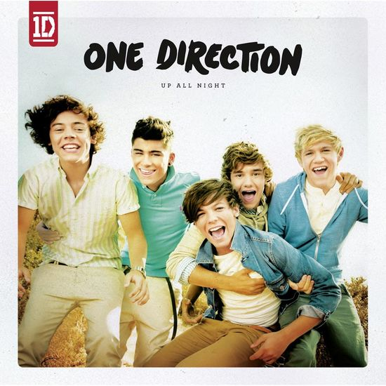 One Direction: Up All Night - CD Album