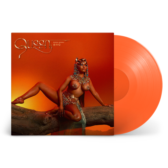 Nicki Minaj: Queen: Double Orange LP