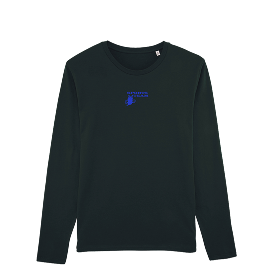 Sports Team: ST Longsleeve Tee: Black