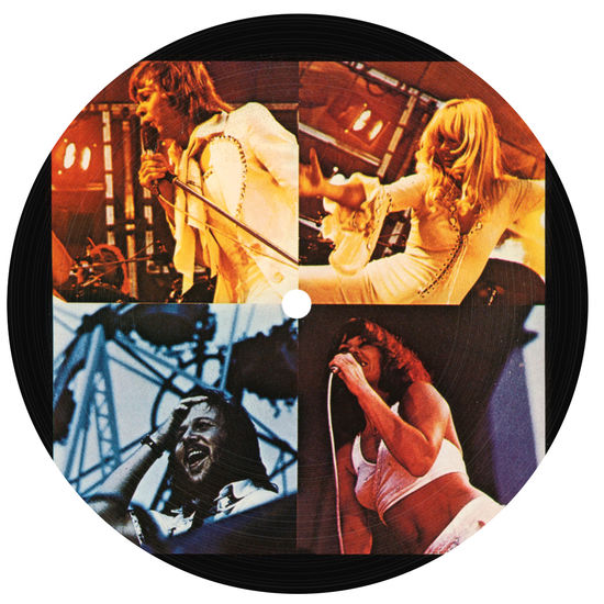 Abba: Money, Money, Money: Picture Disc