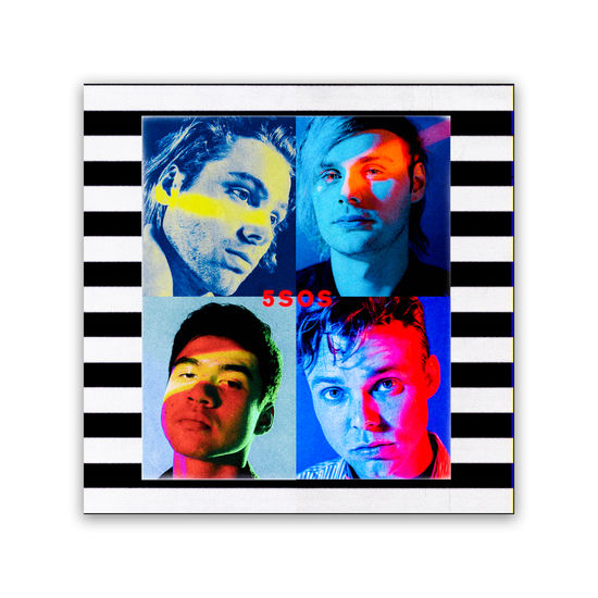 5 Seconds of Summer: Youngblood Album Litho