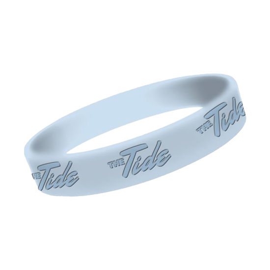 The Tide: The Tide Pastel Blue Wristband
