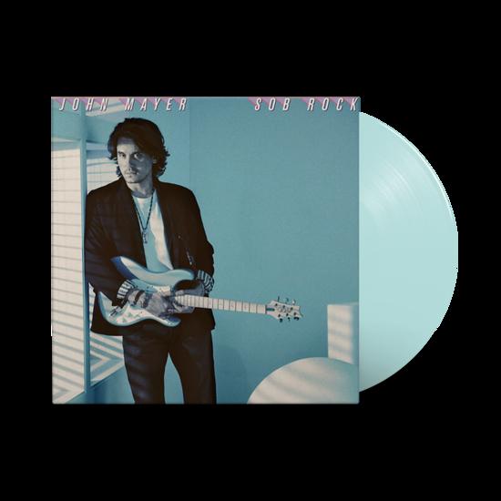 John Mayer: Sob Rock: Limited Edition Clear Mint Vinyl LP