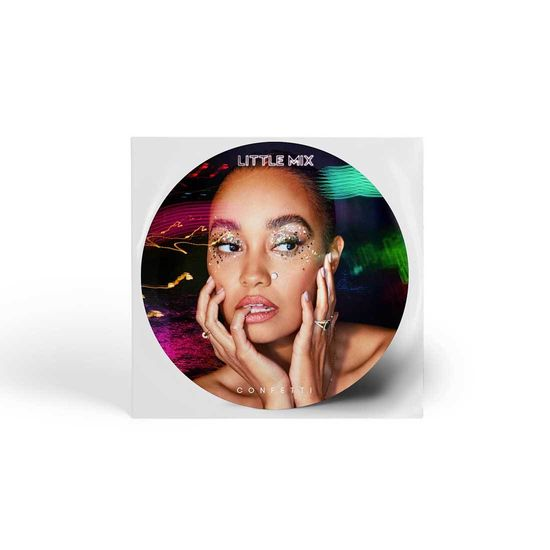 Little Mix: Confetti: Limited Edition Picture Disc [Leigh-anne]