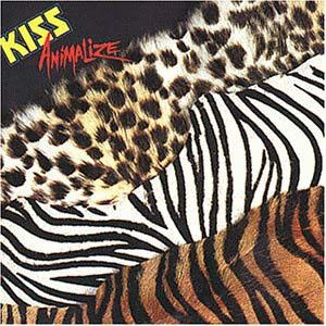 Kiss: Animalize - Germany Version