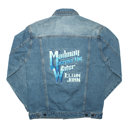 Elton John: MATW Denim Jacket