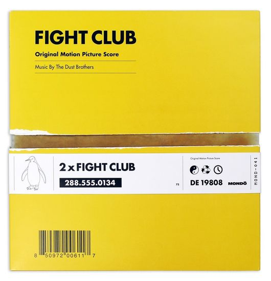 The Dust Brothers: Fight Club: Original Motion Picture Score
