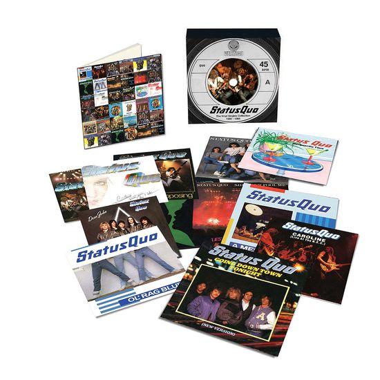 Status Quo: Singles Boxset: 1980 - 1984