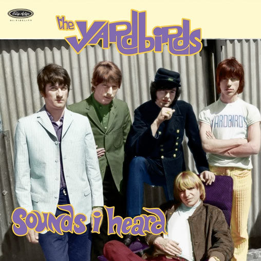 The Yardbirds: Sounds I Heard