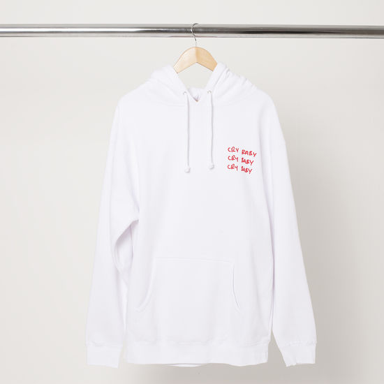 The 1975: Cry Baby Hoodie - S