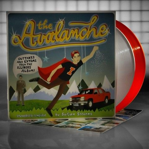 Sufjan Stevens: The Avalanche - Colour Vinyl
