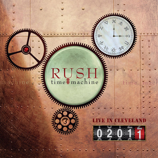 Rush: Tuscaloosa (Live): Limited Black Vinyl + Etching