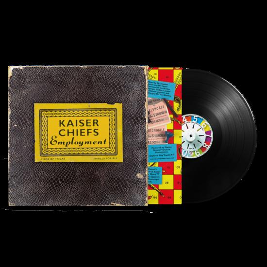 Kaiser Chiefs: Employment: Heavyweight Vinyl Reissue