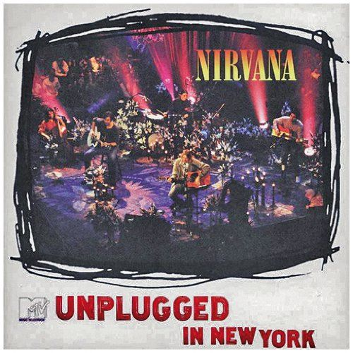 Nirvana: MTV Unplugged in New York Live